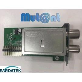 Tuner DVB-T2 per MUTANT HD51 Mut@nt