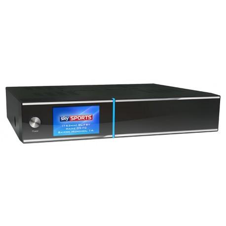 gigablue quad 4k  gigablue quad UHD 4K 2+2 iptv digitale terrestre ultra HD