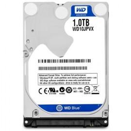 """Hard Disk 1 TB 2,5"""" SATA 3 (WD10JPVX)"""