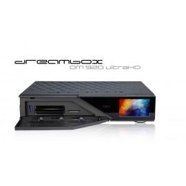 Dreambox 920 4K UHD Triplo Tuner Multistream (2x DVB - S2X + 1x DVB - C / T2)