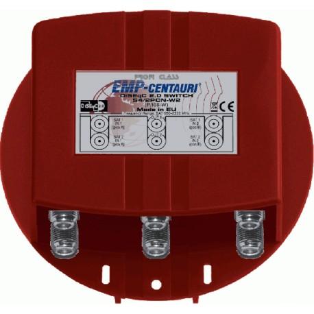 EMP-Centauri Switch Diseqc 4x2