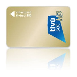 Card Tivusat Gold HD