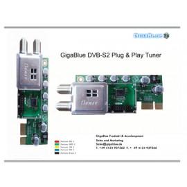 GigaBlue -DVB-S2 Tuner